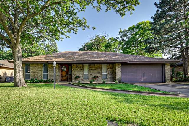 1308 Ashbury Court, Arlington, TX 76015 (MLS #14605756) :: The Property Guys