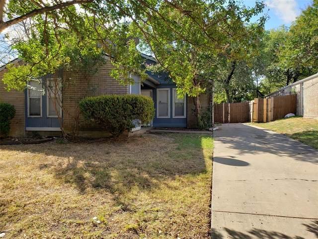 413 North Street, Grand Prairie, TX 75050 (MLS #14605831) :: The Chad Smith Team