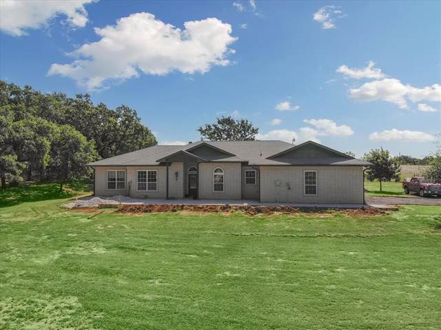 300 Quincy Lane, Weatherford, TX 76087 (MLS #14605904) :: The Barrientos Group