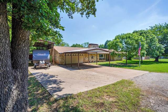 400 NW 33rd Street, Mineral Wells, TX 76067 (MLS #14607199) :: The Property Guys