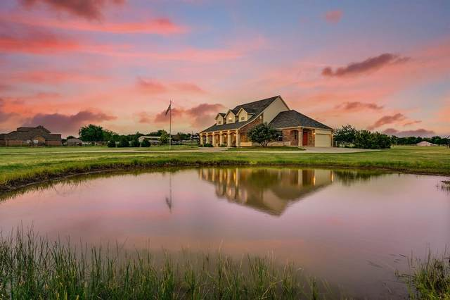 2223 White Lane, Haslet, TX 76052 (MLS #14609004) :: Real Estate By Design