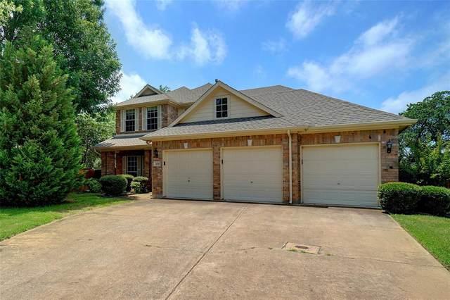 1600 Creekside Drive, Corinth, TX 76210 (MLS #14609837) :: The Property Guys