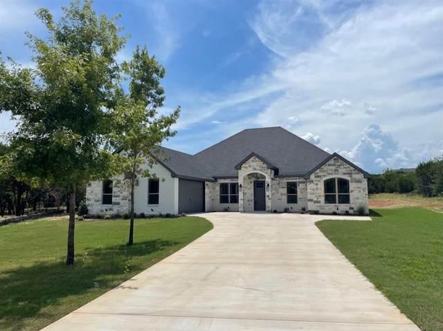 7159 Heathington Court, Granbury, TX 76049 (MLS #14612382) :: Russell Realty Group