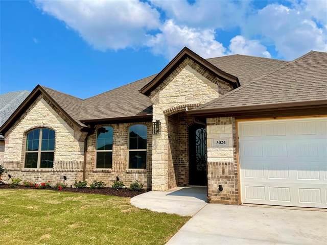 3024 Reed Court, Granbury, TX 76048 (MLS #14614792) :: Wood Real Estate Group