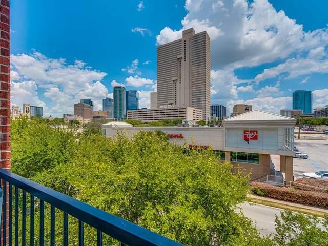 950 Henderson Street #1308, Fort Worth, TX 76102 (MLS #14615283) :: The Chad Smith Team