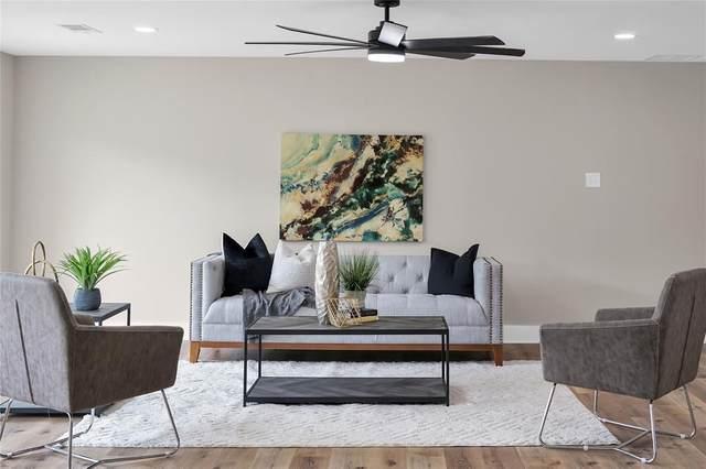 8635 Strathmore Drive, Dallas, TX 75238 (MLS #14616676) :: Craig Properties Group
