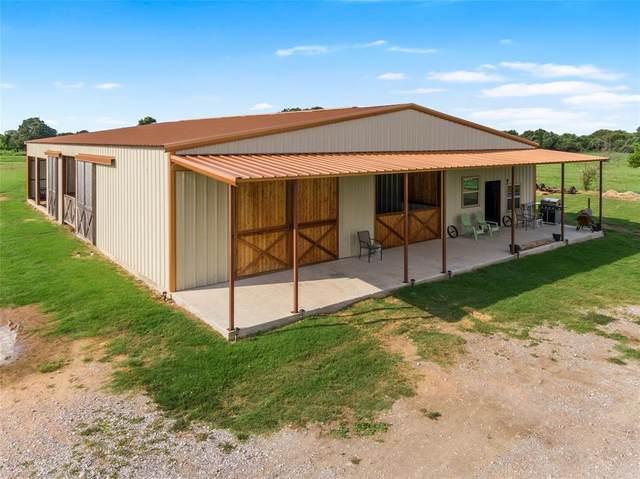 626 Ballew Springs Road, Weatherford, TX 76088 (MLS #14616935) :: Real Estate By Design