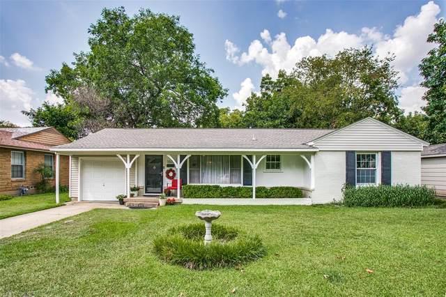 3524 Corto Avenue, Fort Worth, TX 76109 (MLS #14618838) :: Real Estate By Design
