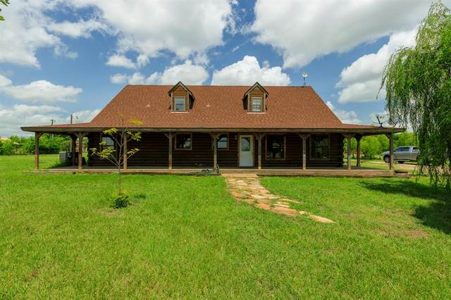 10256 County Road 2468, Terrell, TX 75160 (MLS #14620199) :: Wood Real Estate Group