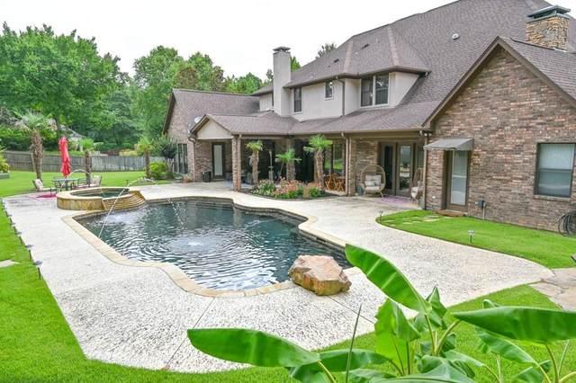 8525 Carli Circle, Tyler, TX 75703 (MLS #14620824) :: Real Estate By Design