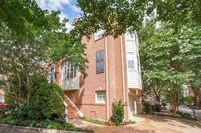 4223 Lomo Alto Court, Highland Park, TX 75219 (MLS #14622352) :: The Hornburg Real Estate Group