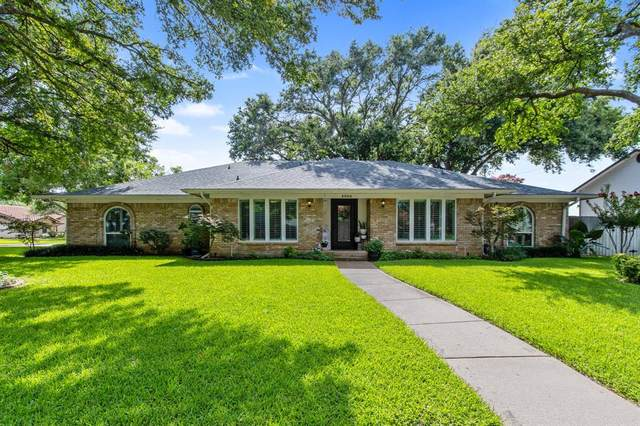 2002 Elmhurst Drive, Arlington, TX 76012 (MLS #14622423) :: Wood Real Estate Group
