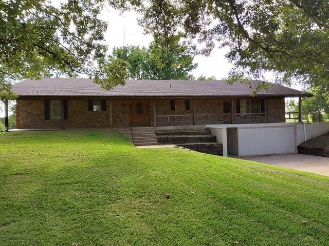 342 County Road 2305, Sulphur Springs, TX 75482 (MLS #14624003) :: The Hornburg Real Estate Group
