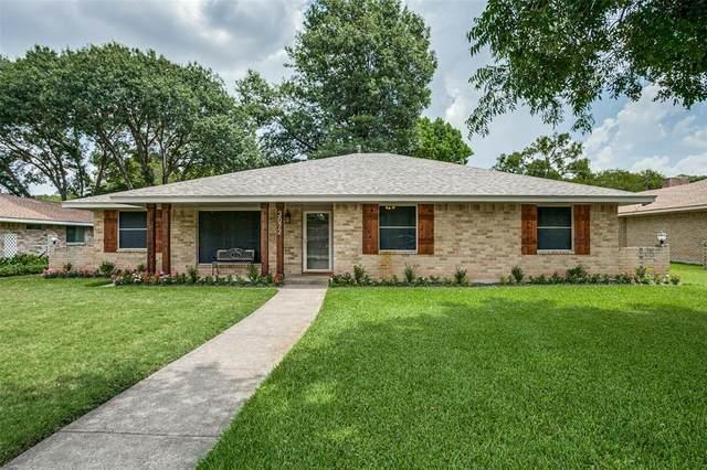 3072 Kiestridge Drive, Dallas, TX 75233 (MLS #14624358) :: Wood Real Estate Group