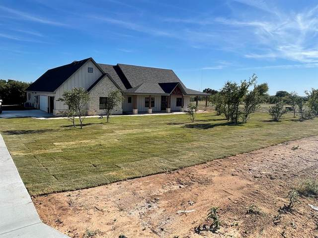 1028 Timber Hills Drive, Weatherford, TX 76087 (MLS #14626945) :: NewHomePrograms.com