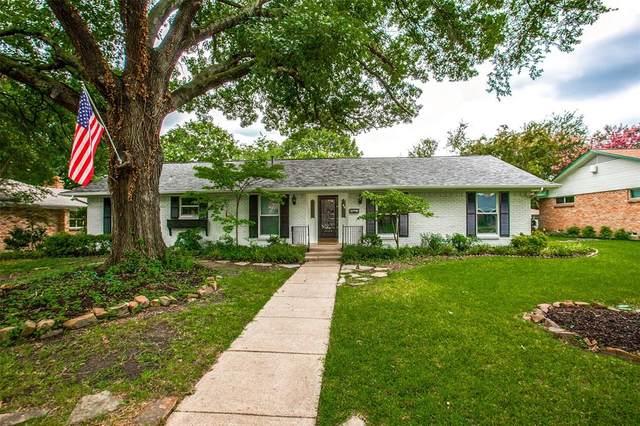 1123 Wildwood Lane, Richardson, TX 75080 (MLS #14627282) :: Real Estate By Design