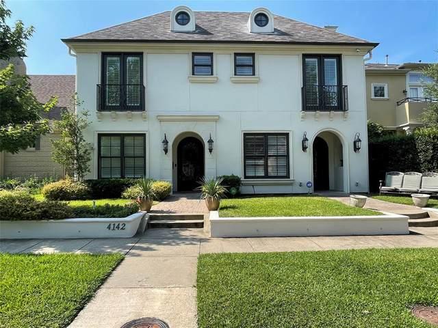 4142 Prescott Avenue, Dallas, TX 75219 (MLS #14627495) :: Wood Real Estate Group