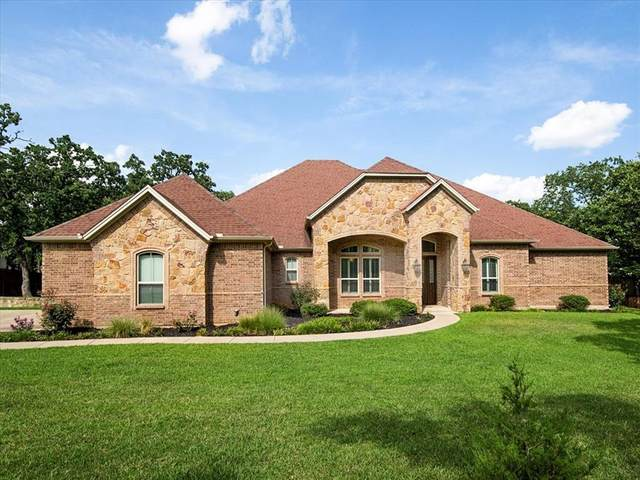 2804 Windsor Oaks Lane, Cleburne, TX 76031 (MLS #14627682) :: All Cities USA Realty