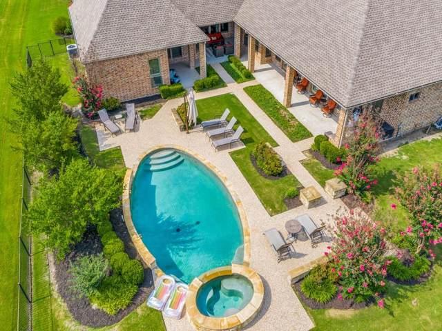 2881 Silverglade Court, Prosper, TX 75078 (MLS #14628515) :: The Hornburg Real Estate Group