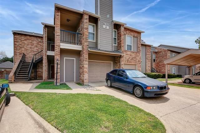 1700 Amelia Court #422, Plano, TX 75075 (MLS #14629609) :: Feller Realty