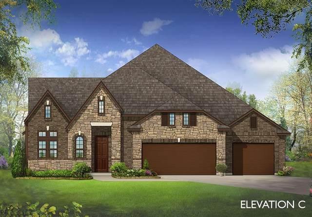 2204 Simpson Lane, Mansfield, TX 76063 (MLS #14629780) :: Real Estate By Design