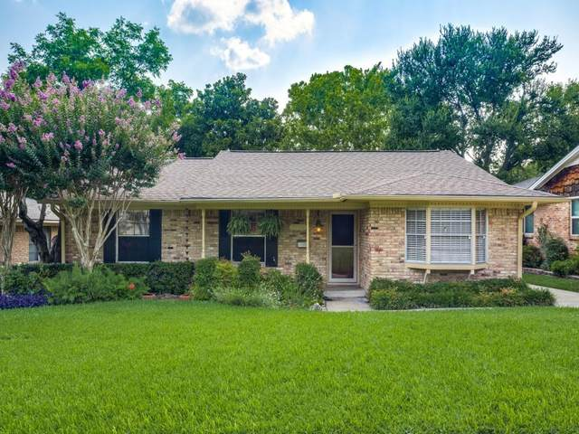 11619 Cimarec Street, Dallas, TX 75218 (MLS #14631856) :: Wood Real Estate Group