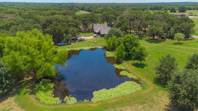 450 Vz County Road 3424, Wills Point, TX 75169 (MLS #14632800) :: The Mauelshagen Group