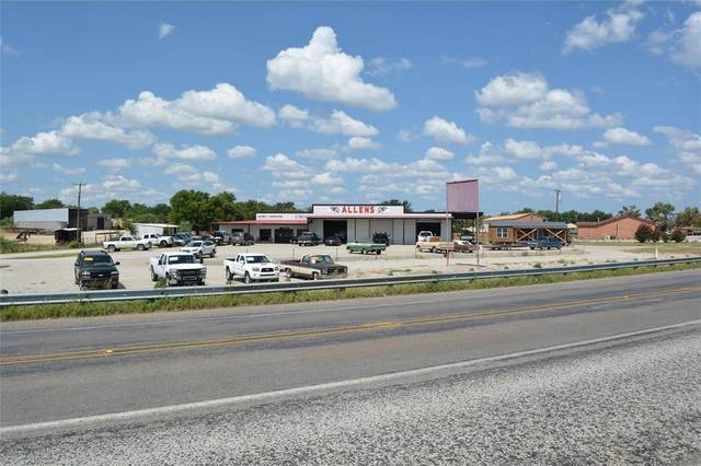 1307 Highway 84 Bypass, Coleman, TX 76834 (MLS #14633124) :: VIVO Realty