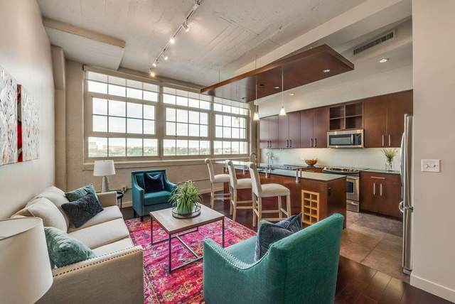 2600 W 7th Street #1323, Fort Worth, TX 76107 (#14634780) :: Homes By Lainie Real Estate Group