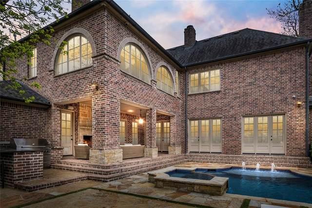 3616 Shenandoah Street, Highland Park, TX 75205 (MLS #14635595) :: Real Estate By Design