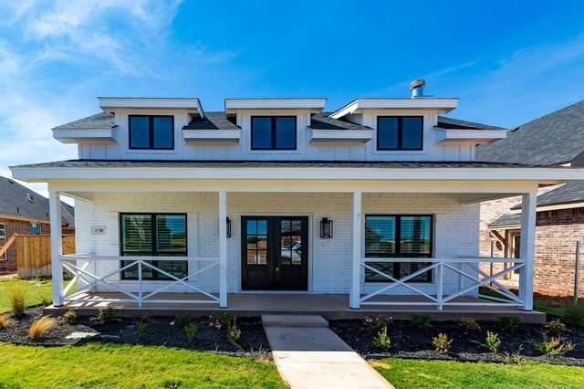 1750 Sina Avenue, Abilene, TX 79601 (MLS #14636913) :: Real Estate By Design