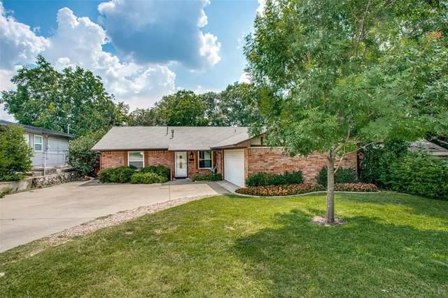 3920 Sanguinet Street, Fort Worth, TX 76107 (MLS #14637411) :: Real Estate By Design