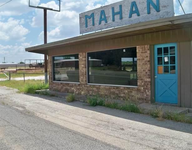 114 Santa Anna Avenue, Coleman, TX 76834 (MLS #14637913) :: VIVO Realty