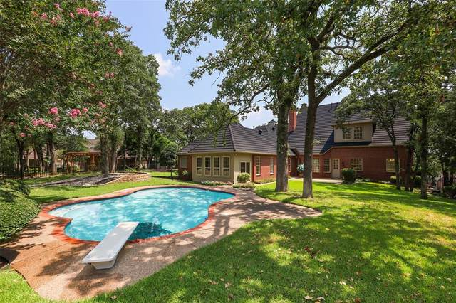 4812 Cranbrook Drive W, Colleyville, TX 76034 (MLS #14638197) :: Real Estate By Design