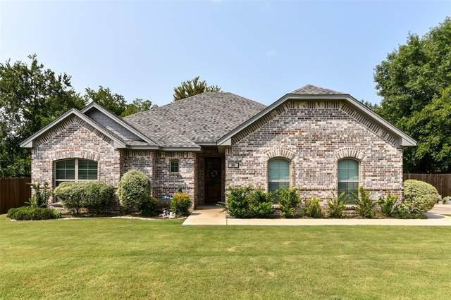 201 Dunlap Street, Waxahachie, TX 75165 (MLS #14639572) :: Real Estate By Design