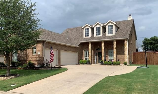 2918 Broken Spoke Lane, Rockwall, TX 75087 (MLS #14640566) :: RE/MAX Landmark