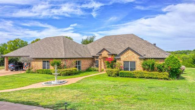 206 Woodcrest Street, Weatherford, TX 76087 (MLS #14641017) :: Russell Realty Group