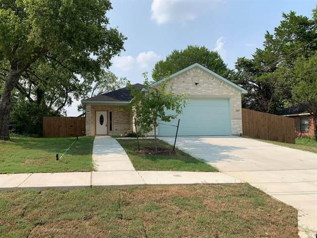 2517 Sylvia Street, Dallas, TX 75241 (MLS #14641375) :: Russell Realty Group