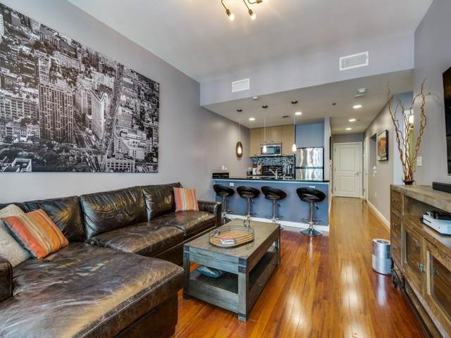 1200 Main Street #1407, Dallas, TX 75202 (#14641644) :: Homes By Lainie Real Estate Group