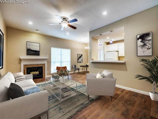 8601 Park Lane #123, Dallas, TX 75231 (#14642948) :: Homes By Lainie Real Estate Group