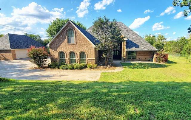 101 Creekpath Drive, Azle, TX 76020 (MLS #14647840) :: Russell Realty Group