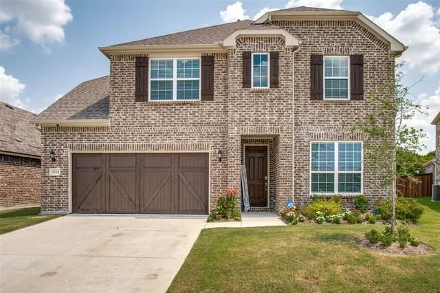3824 Horseshoe Trail, Celina, TX 75009 (MLS #14648873) :: Craig Properties Group