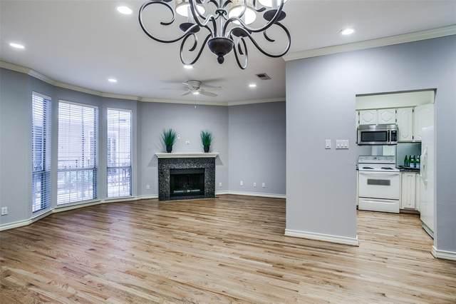 3208 Cole Avenue #1102, Dallas, TX 75204 (MLS #14649587) :: Robbins Real Estate Group