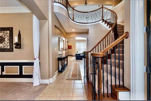 520 Hawthorne Circle, Lantana, TX 76226 (MLS #14650455) :: Craig Properties Group