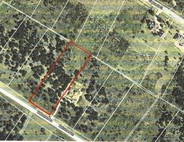 Lot 671 Balcones Lane, Possum Kingdom Lake, TX 76449 (MLS #14654415) :: Robbins Real Estate Group