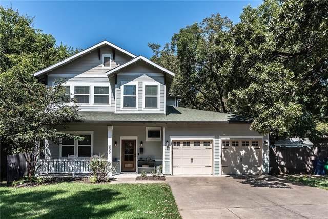 800 Griffin Street, Mckinney, TX 75069 (MLS #14654688) :: Robbins Real Estate Group