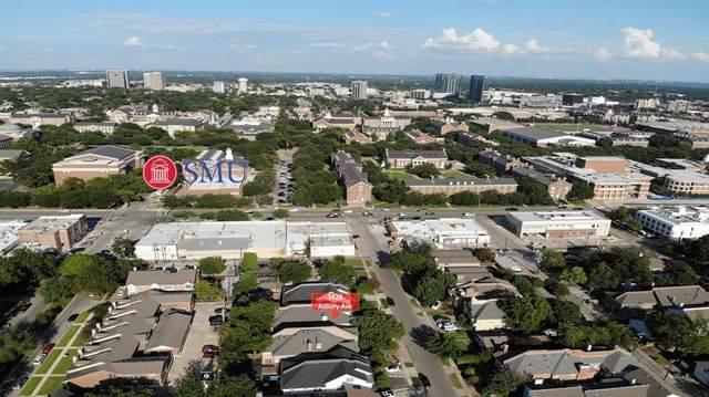 3428 Asbury Street, University Park, TX 75205 (MLS #14655975) :: Real Estate By Design