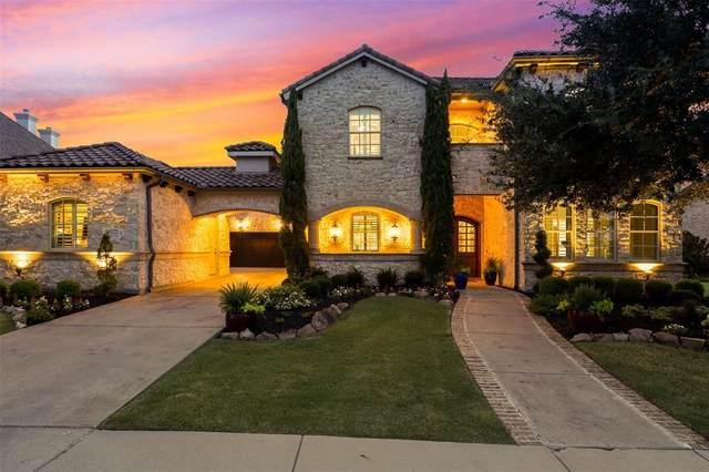 5707 Cape Cod Drive, Frisco, TX 75036 (MLS #14656219) :: Real Estate By Design