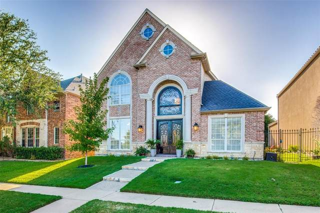 6705 Shady Bend Lane, Plano, TX 75024 (MLS #14656600) :: All Cities USA Realty
