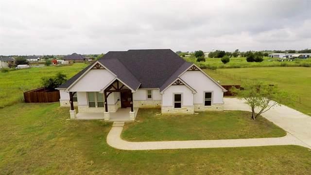 3501 Luisa Lane, Alvarado, TX 76009 (MLS #14657811) :: Real Estate By Design